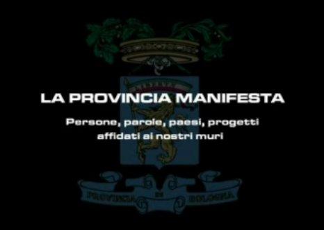 La Provinca manifesta: persone, parole, progetti... affidati ai nostri muri