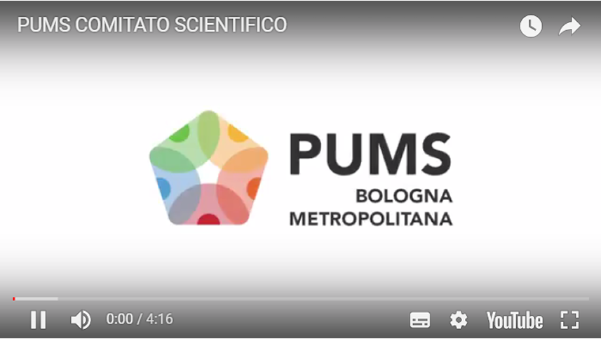 PUMS - Comitato scientifico
