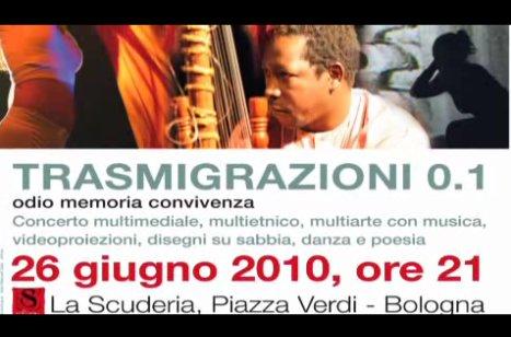 """""""Trasmigrazioni 0.1 - odio memoria convivenza"""""""