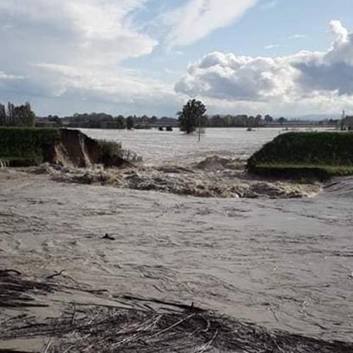 Maltempo, 1,2 milioni di euro di danni sulle strade provinciali