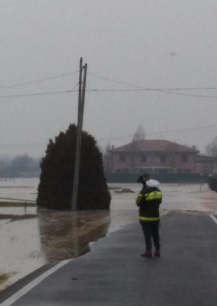 Alluvione fiume Reno del 2-3 febbraio, aggiornamenti e informazioni utili