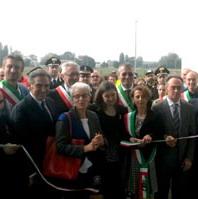 Inaugurato il Centro Unificato di Protezione Civile 'Giacomo Venturi'