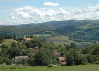 Paesaggio dell'Appennino - Archivio Provincia di Bologna