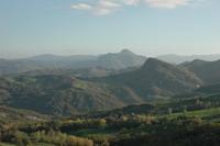 Vista di Montovolo - Archivio Provincia di Bologna