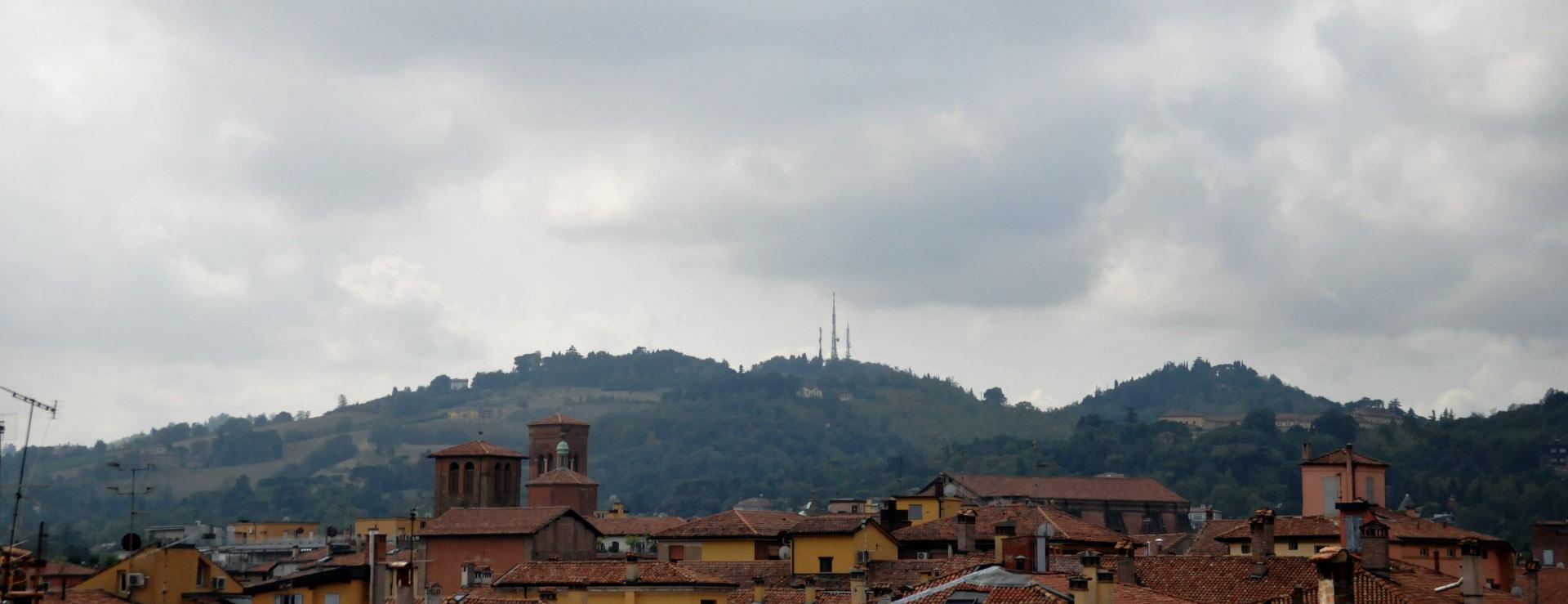 Foto: Cielo sopra Bologna - Archivio Città metropolitana