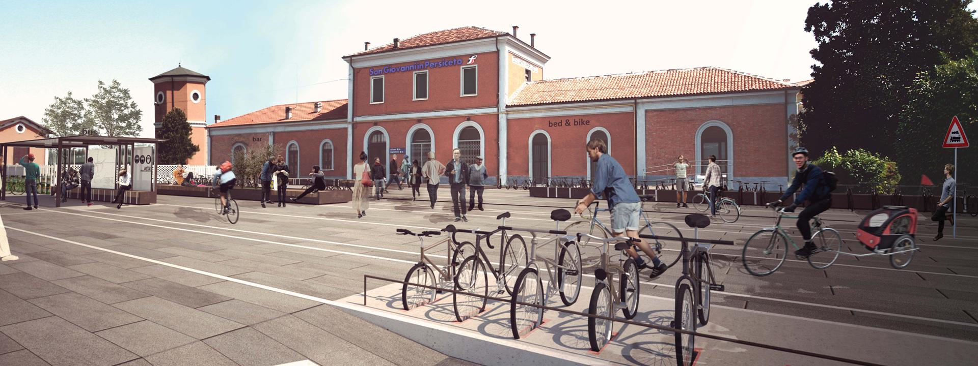 Immagine stazione San Giovanni