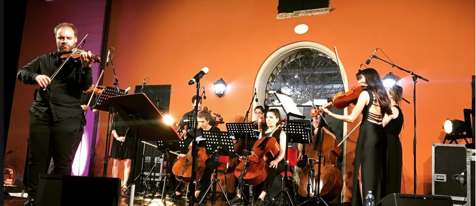 Crevalcore, Bologna estate 2020, Concerto, Orchestra Senzaspine