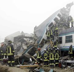 A dodici anni dal disastro ferroviario Crevalcore ricorda