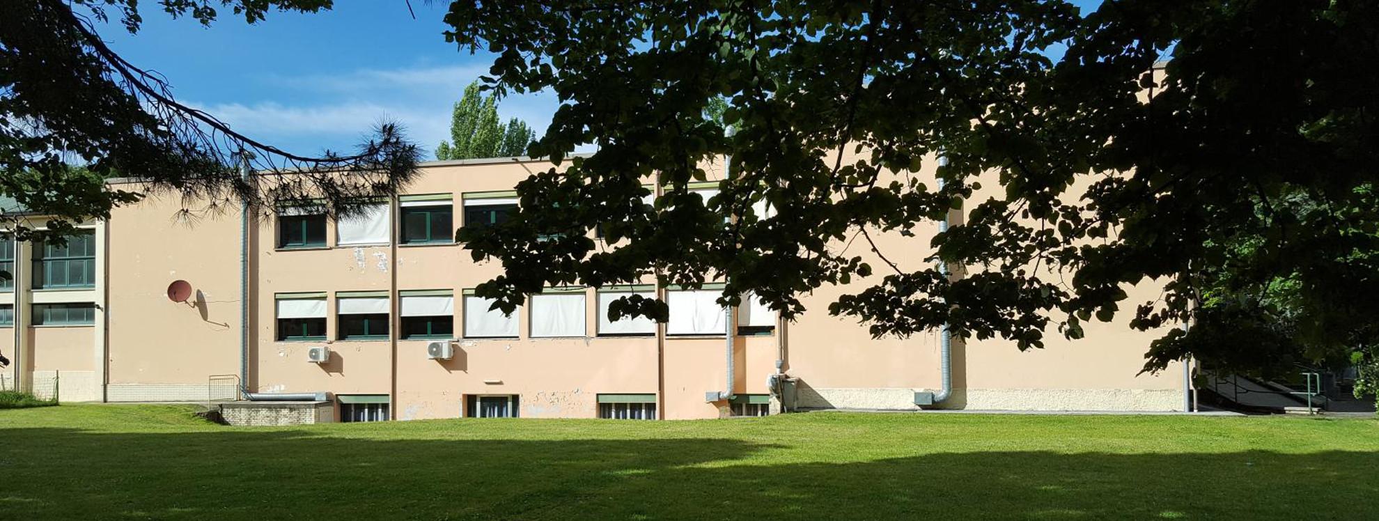 Vecchie scuole medie Panzacchi - Foto Comune di Ozzano Emilia