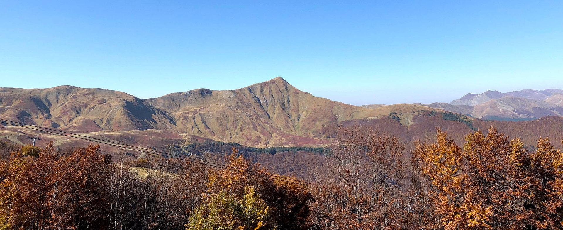 Parco del Corno alle Scale - Panoramica