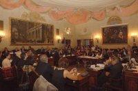 Sala Consiglio di palazzo Malvezzi - Archivio Provincia di Bologna