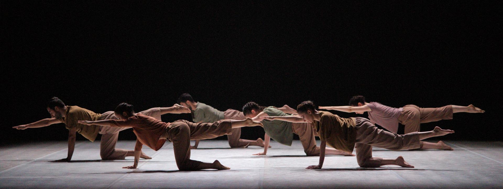 """Foto: Spettacolo """"De Rerum Natura"""" al teatro Laura Betti di Casalecchio"""