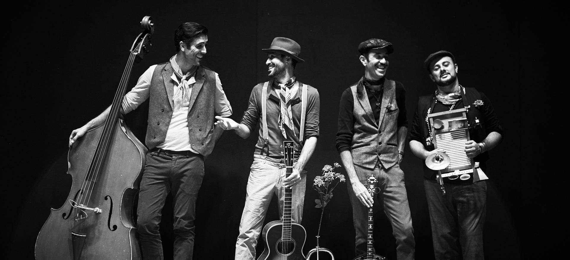 Foto: Musica da Ripostiglio