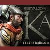 Kainua Festival: gli Etruschi conquistano Marzabotto