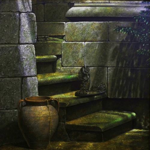 """Budrio ospita la mostra """"Nostalgia"""" del pittore spagnolo Ricardo Renedo"""