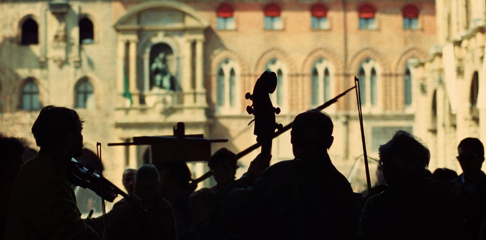 """Foto da pagina Facebook di """"Bologna Città della Musica UNESCO"""""""