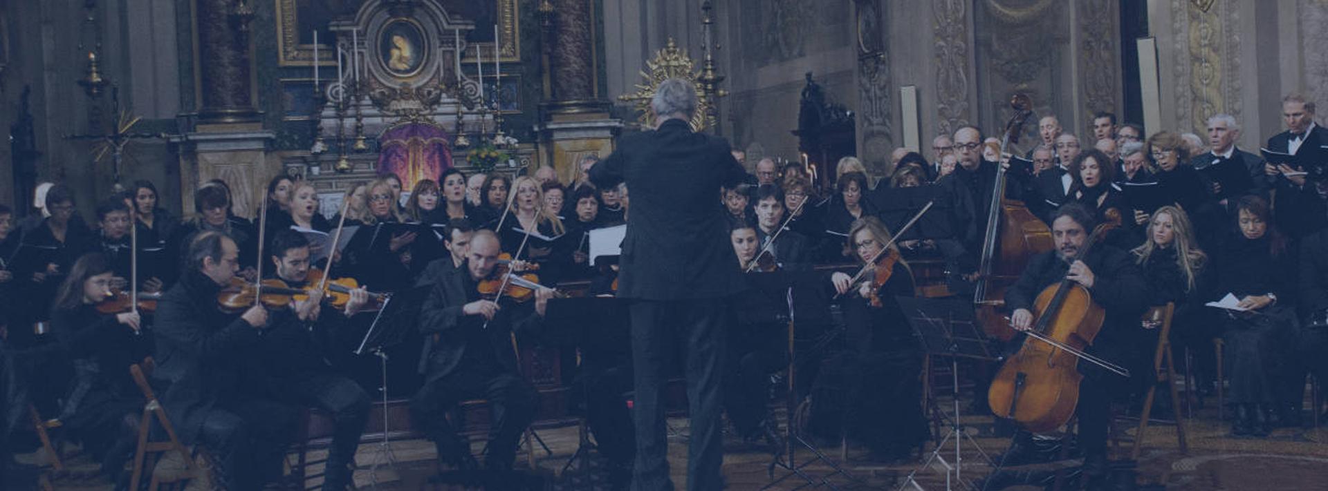 Foto dal sito dell'associazione Messa in musica Bologna