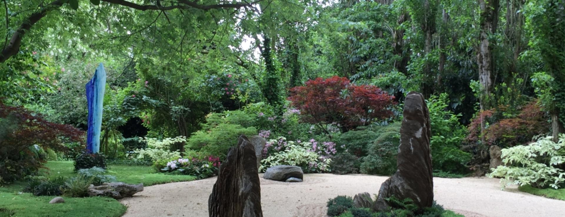 Foto: il giardino di via Felicina a Bologna - Dal sito Diverdeinverde