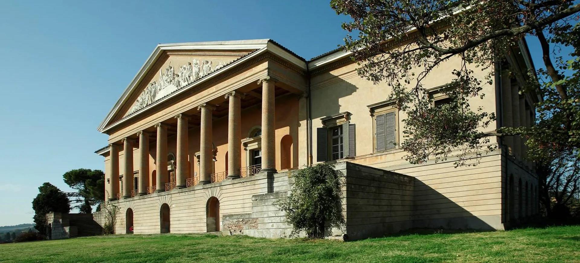 Villa Aldini - Bologna. Dal sito FAI