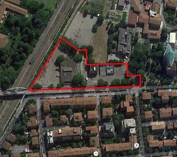 Vista dall'alto - Archivio Città metropolitana di Bologna