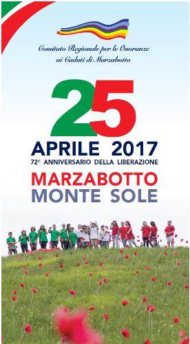 Locandina Marzabotto - Monte Sole