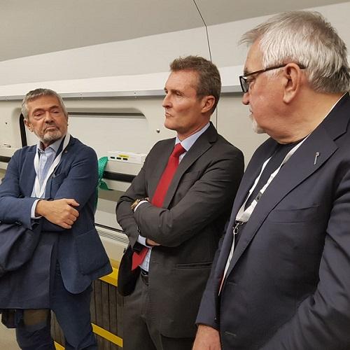 """A Interporto Bologna arriva """"Mercitalia Fast"""", il servizio ferroviario super veloce di trasporto merci"""