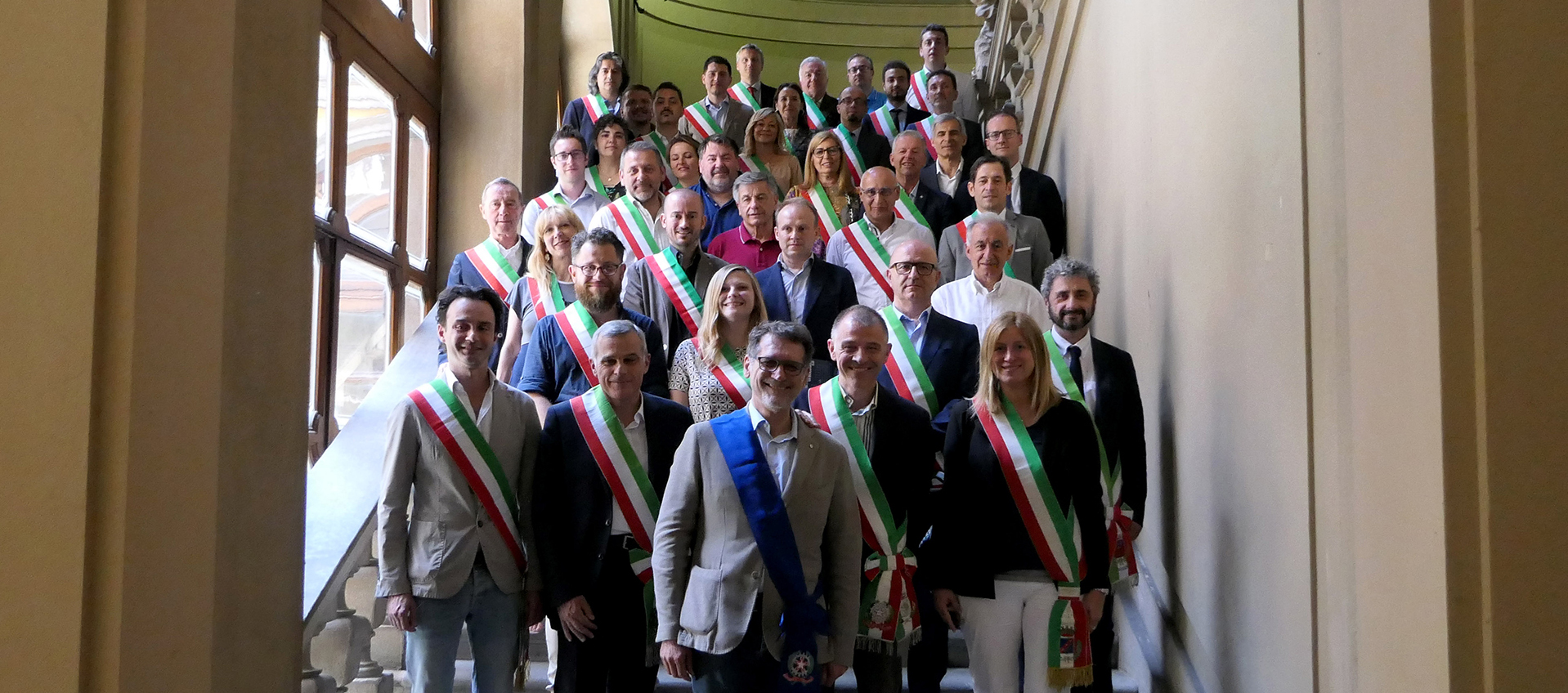 Gruppo sindaci