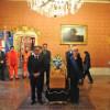 Giacomo Venturi, la camera ardente, i picchetti d'onore in Provincia, il funerale
