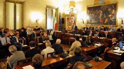 Giacomo Venturi commemorato in Consiglio metropolitano