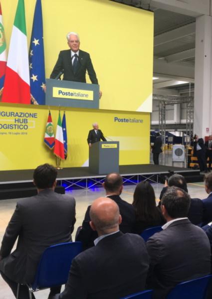 Aperto a Interporto Bologna il più grande Hub logistico per l'e-commerce mai realizzato in Italia