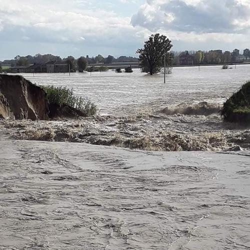Oltre 17 milioni di euro per 45 interventi in città metropolitana per le alluvioni e le frane di novembre 2019