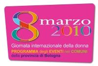 Logo 8 Marzo 2010