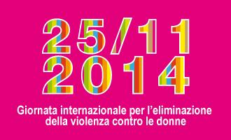 Giornata internazionale per l'eliminazione della violenza contro le donne