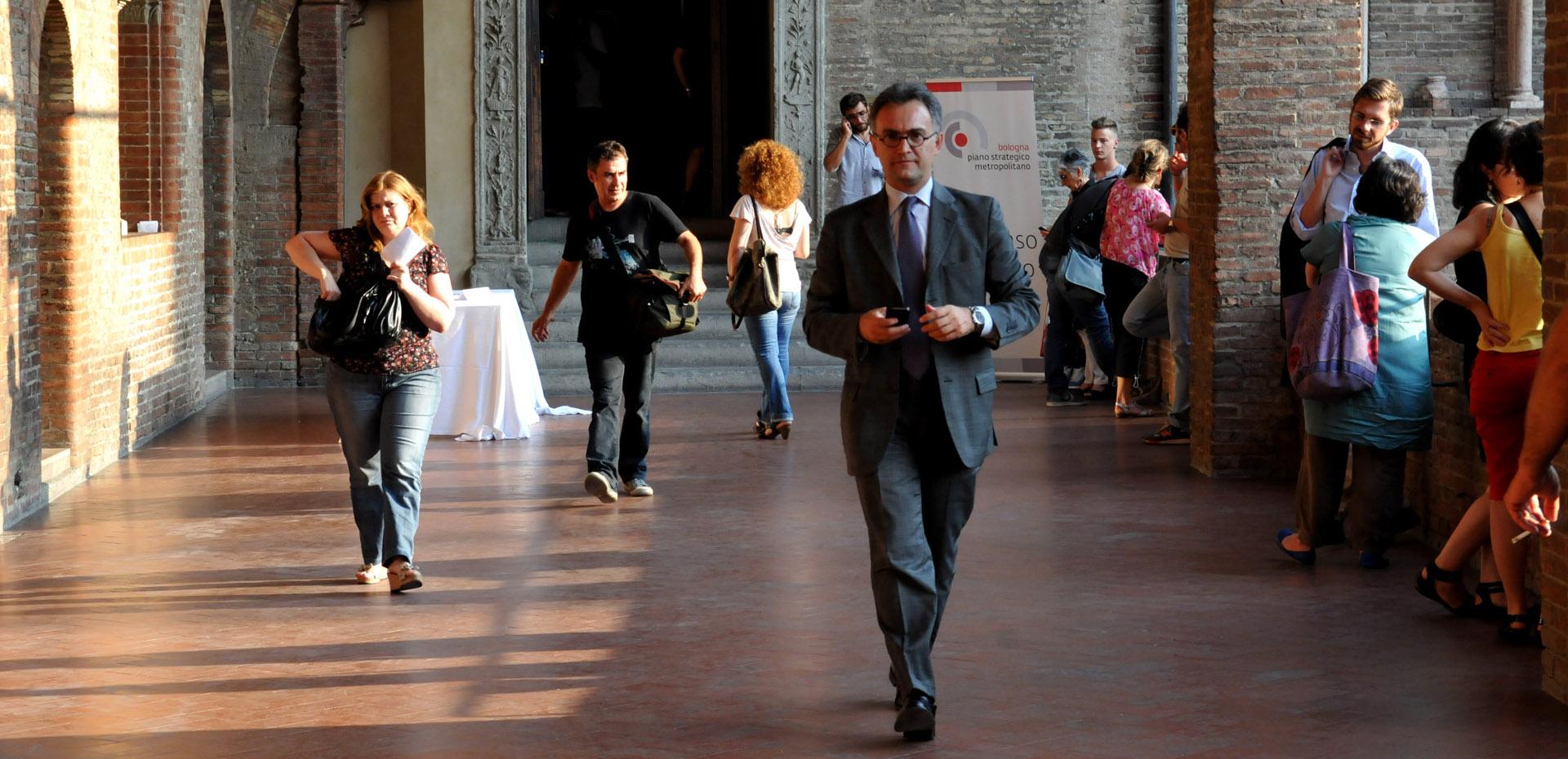 Giacomo Venturi - Archivio Città metropolitana di Bologna