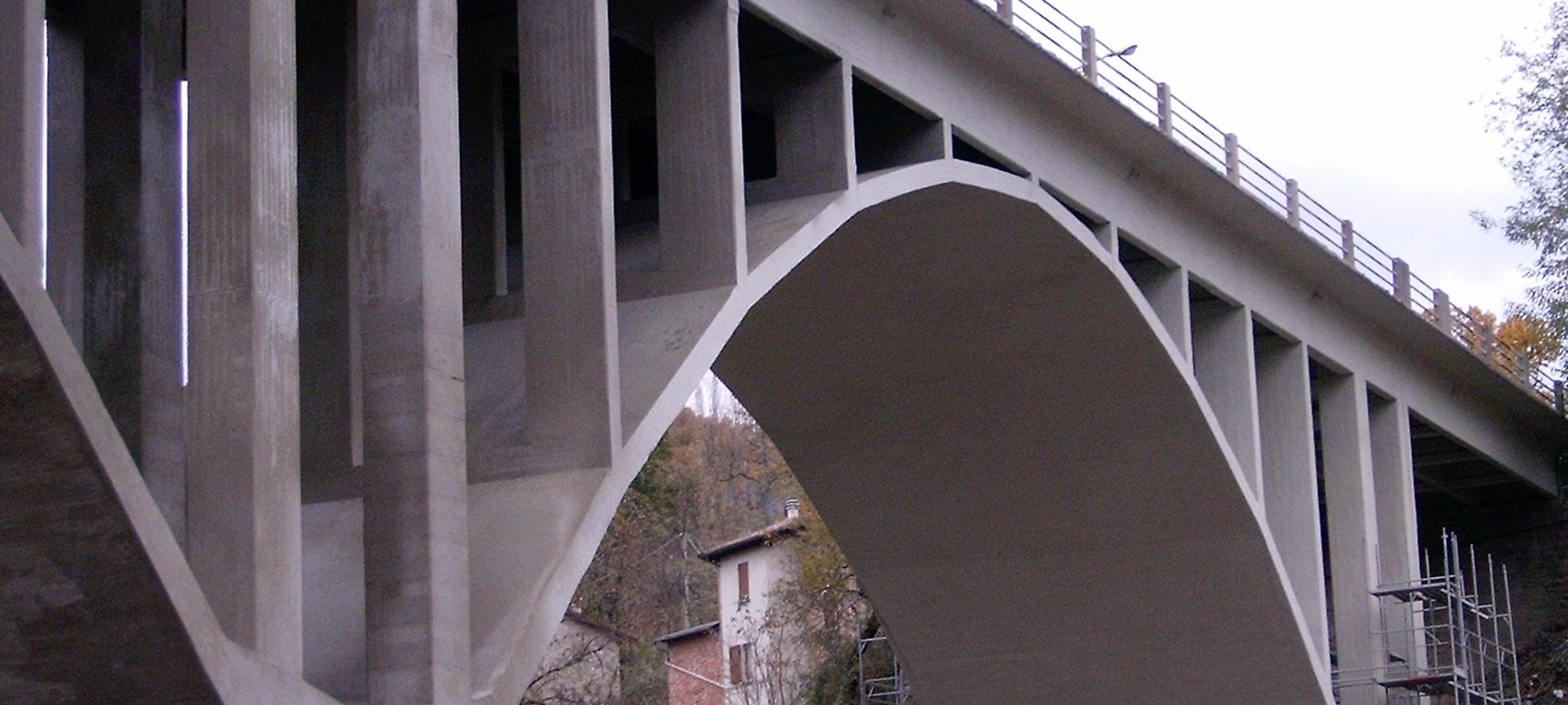 Foto: ponte. Archivio Città metropolitana di Bologna