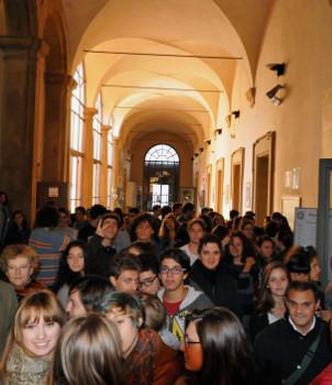 Studenti a scuola - Archivio Città Metropolitana di Bologna