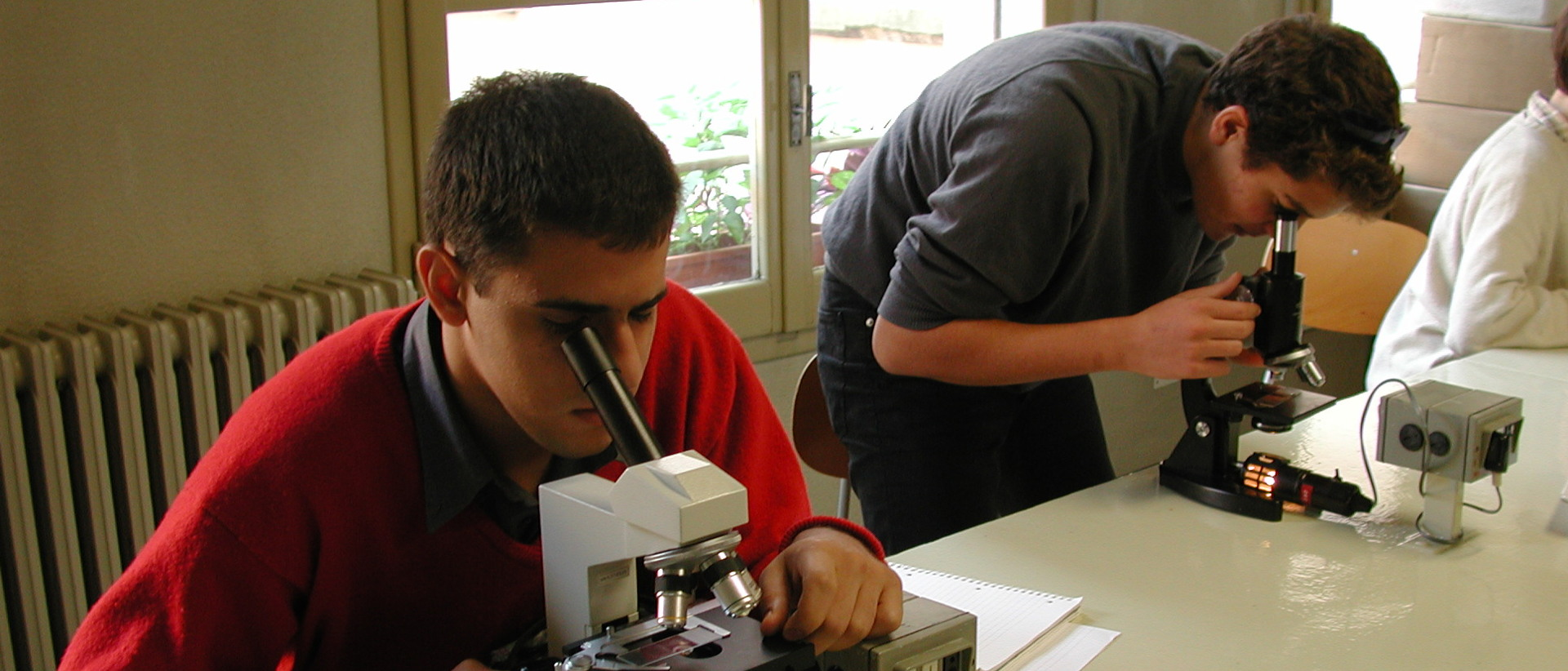 Studenti a scuola