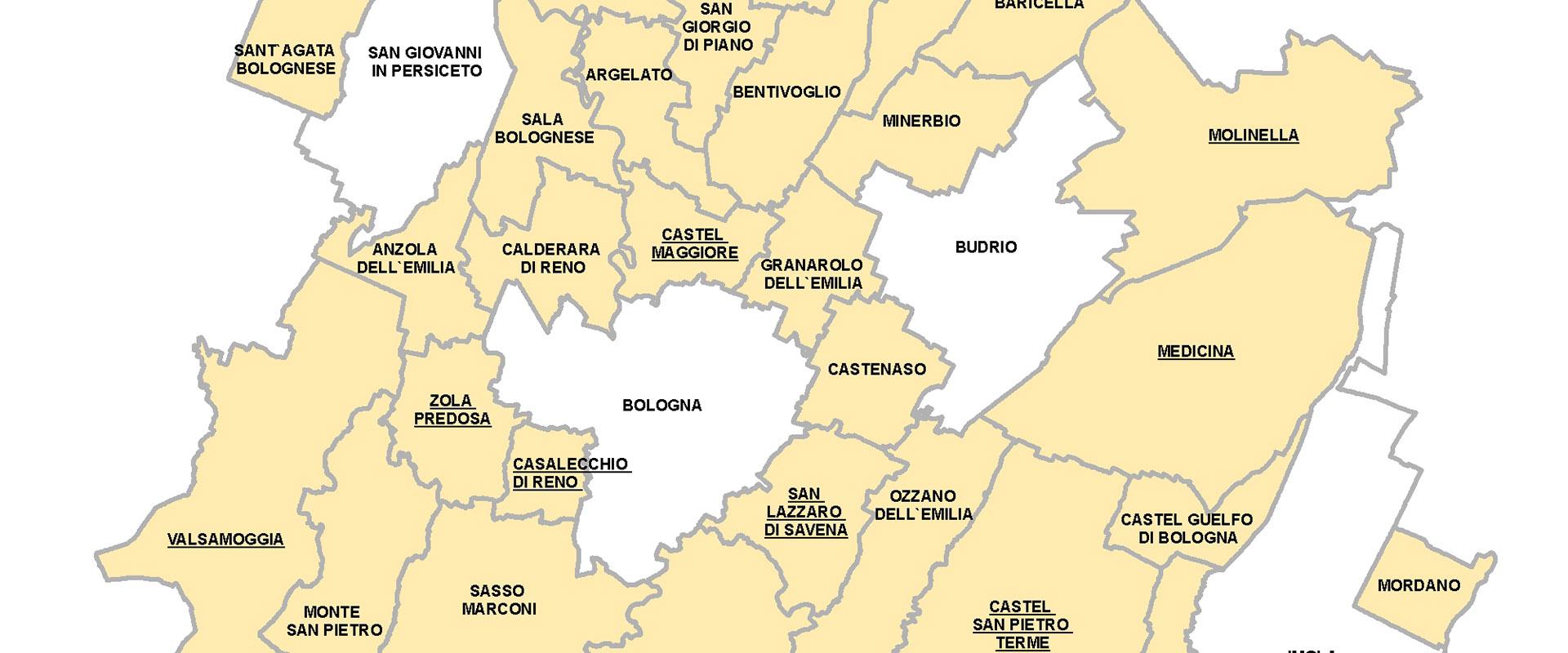 Dettaglio mappa
