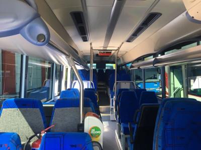 Nuovo bus TPer - Archivio Città metropolitana di Bologna