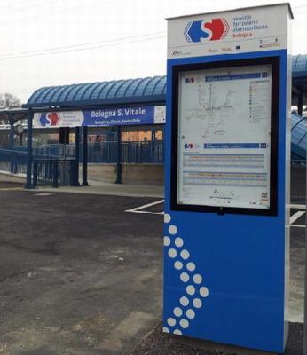 Stazione Bologna S. Vitale