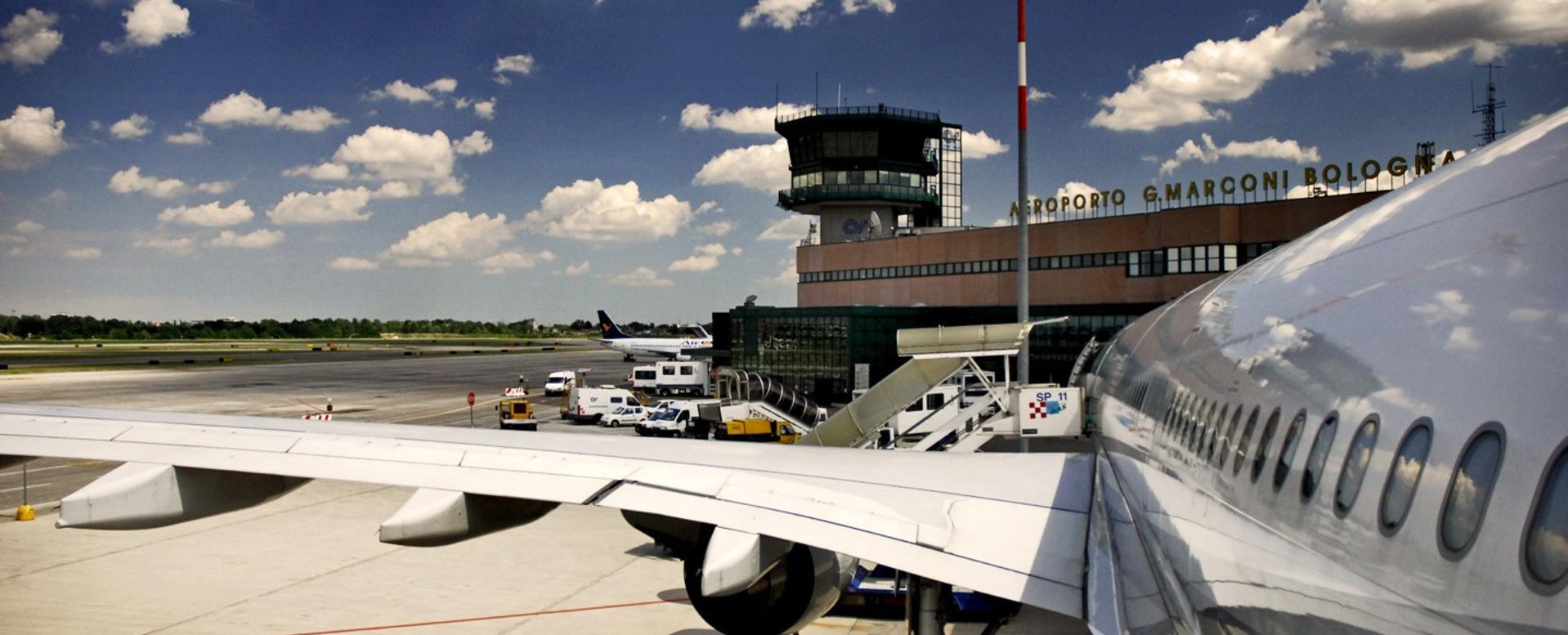 Foto: Aeroporto Marconi di Bologna