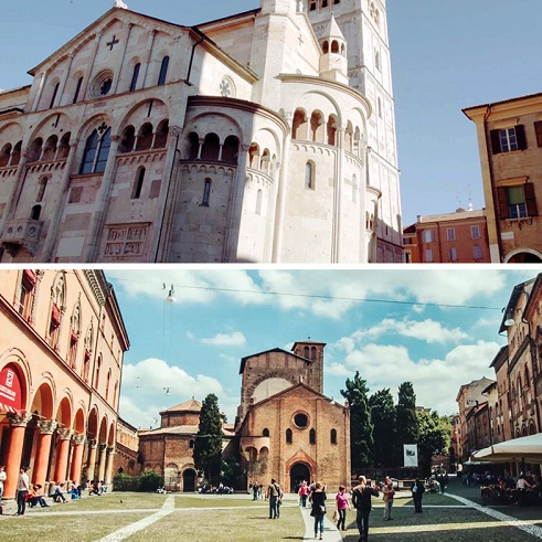 Verso la Destinazione turistica Bologna Modena