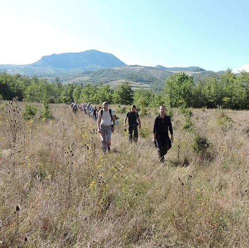 Trekking col Treno sold-out in estate con 250 partecipanti