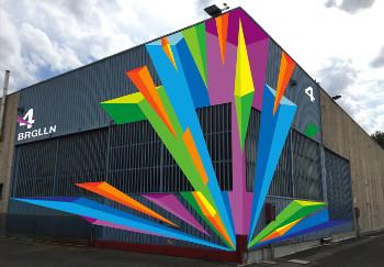 Bargellino 3.0 - Progetto Murale