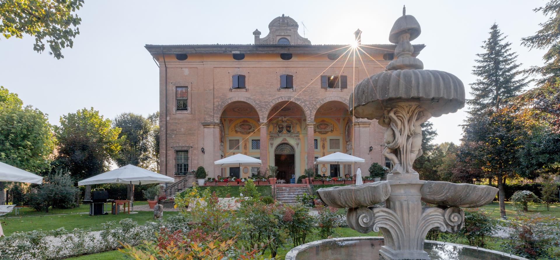 Villa Ranuzzi Cospi a Budrio