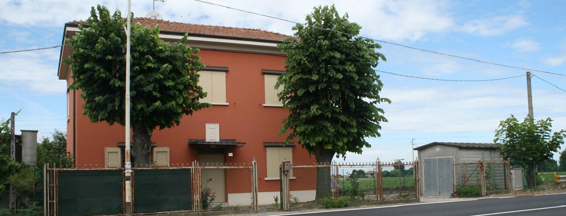Casa cantoniera - Archivio Città metropolitaba di Bologna