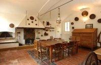 La cucina contadina - Museo della civiltà contadina di Villa Smeraldi