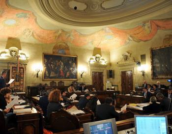 Seduta del Consiglio metropolitano - Archivio Città metropolitano di Bologna