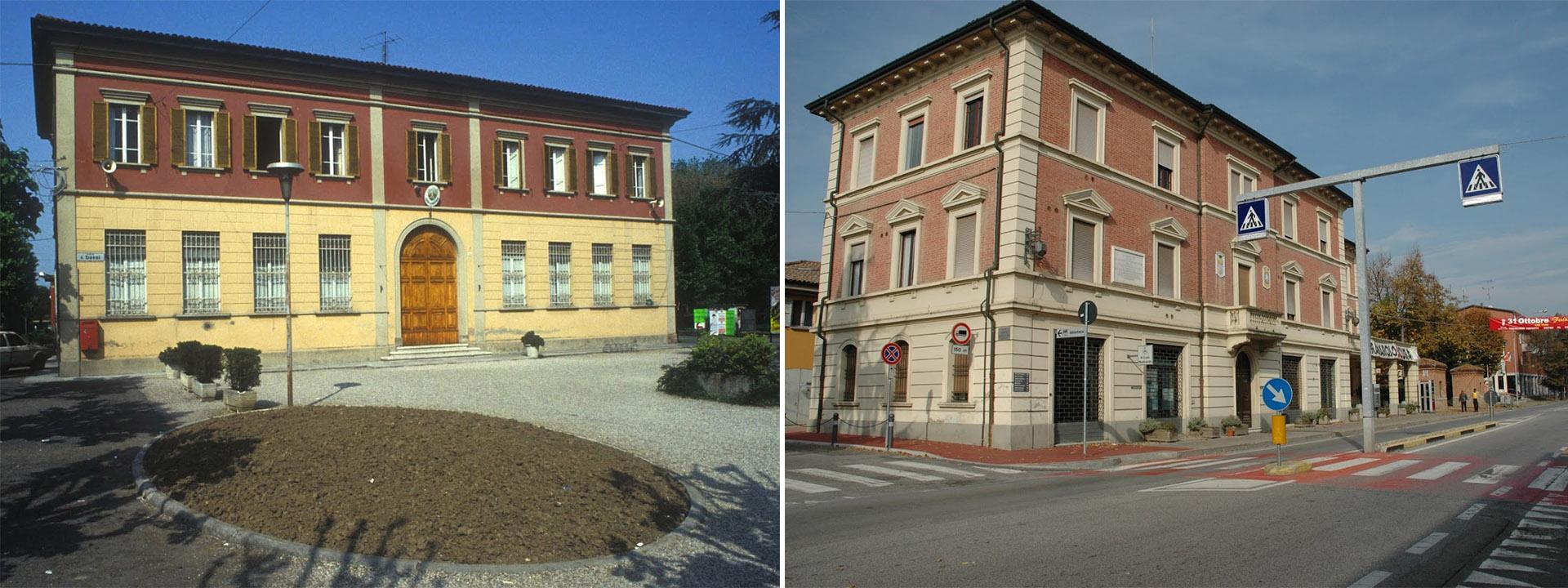 Comune Di Granarolo Dell Emilia portale - fusione dei comuni di granarolo dell'emilia e