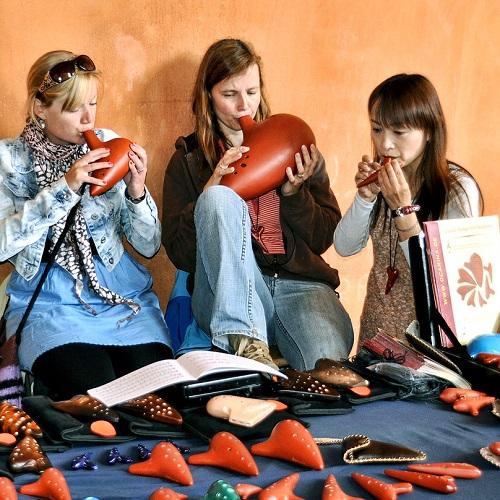 Torna il Festival Internazionale dell'Ocarina a Budrio, appuntamenti anche a Bologna e in città metropolitana